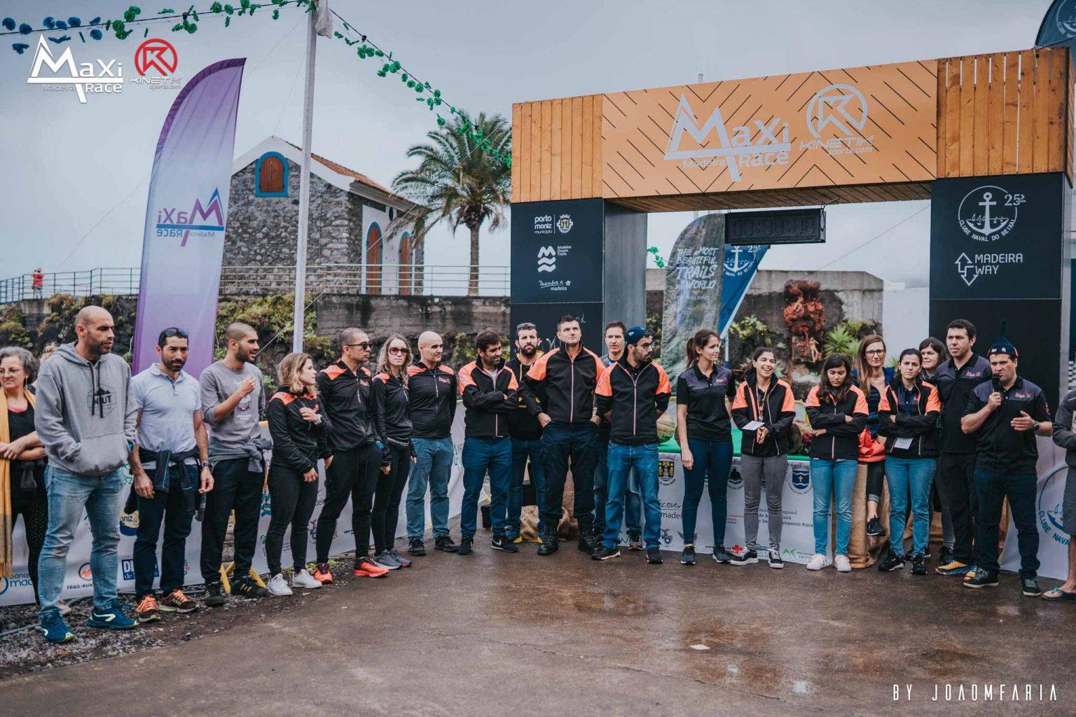 Voluntários Maxi Race Madeira